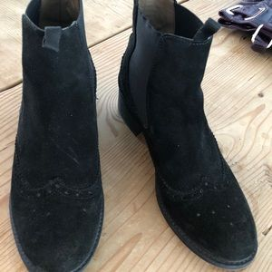 Shoes - Progetto booties. Italian size 9